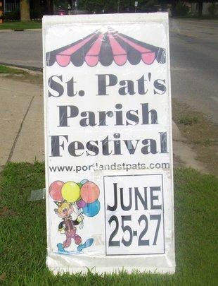 St. Pat's 2010 Parish Festival
