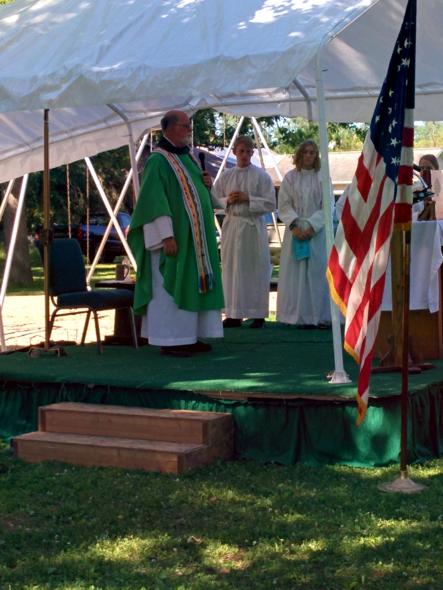 The Outdoor Mass