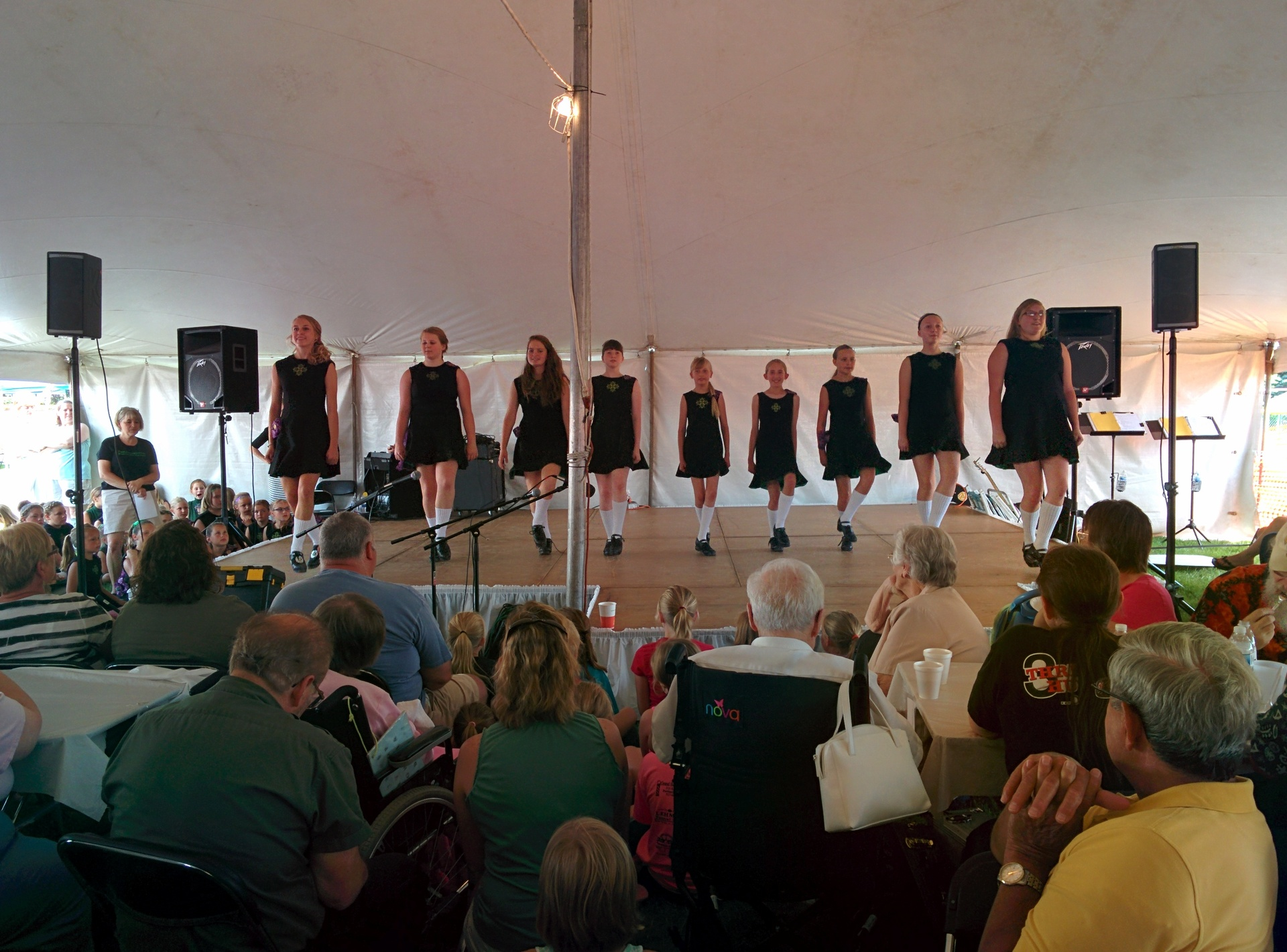 The Hubbardston Irish Dancers